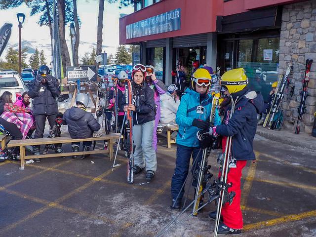 180212, Esquiada Associació Esportiva Raspall