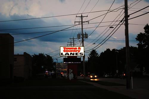 Town & Country Lanes - Burlington, Wisconsin