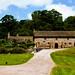 Haddon Hall, Bakewell, Derbyshire, England