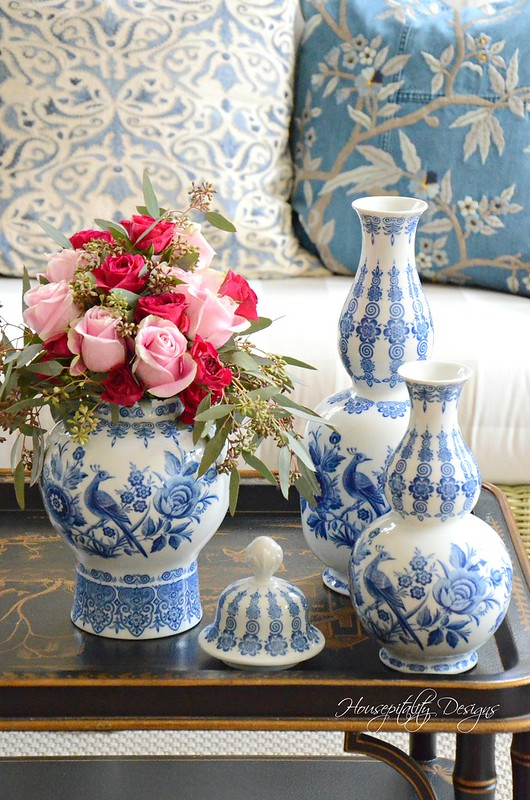 Blue&White-Housepitality Designs