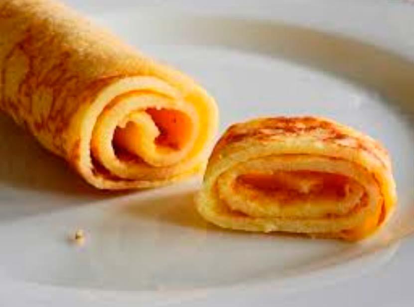 Shrove Tuesday Pancake