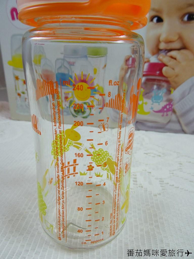 nip 德國防脹氣玻璃奶瓶 (6)