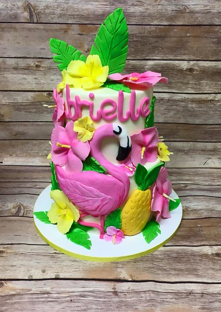 Cake from Sweet Treats by Tricia