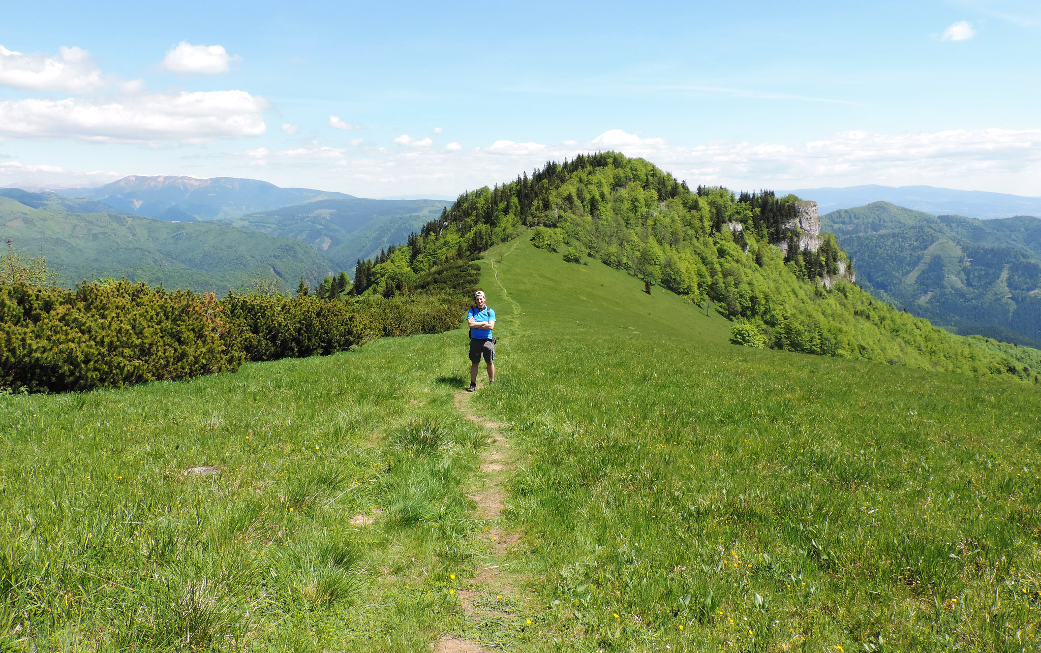 Majerova skala, Great Fatra National Park, Slovakia