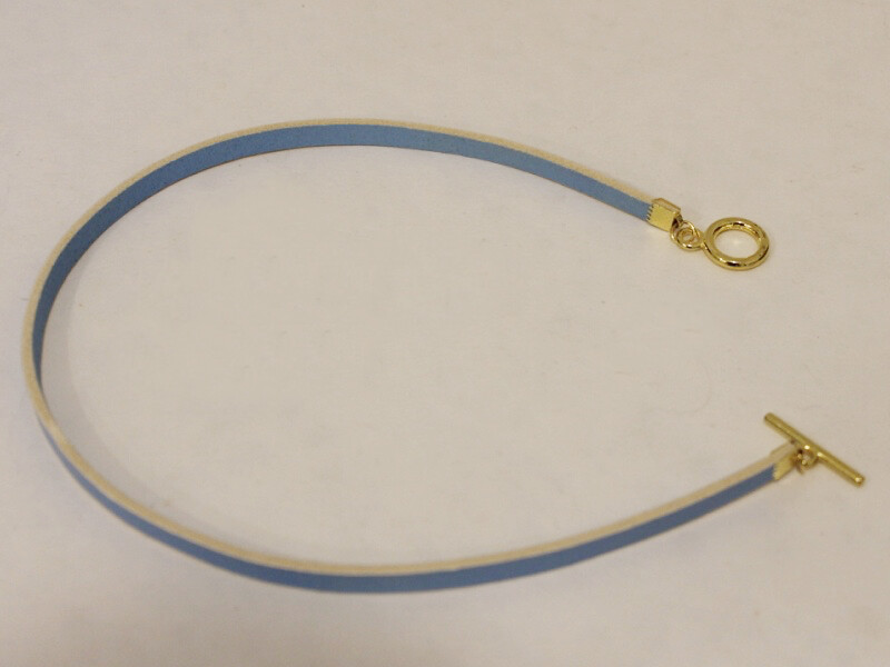 both clasps attached