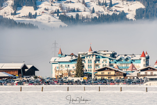 Confusing landscape - Flachau, Austria