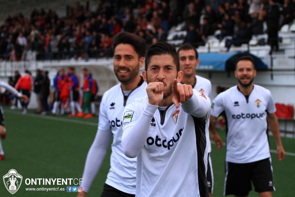 J21 Ontinyent CF (2) - CD Ebro (1)