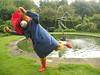Family Fun Day at Greenbank Garden