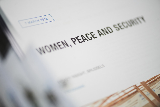 Women Peace and Security
