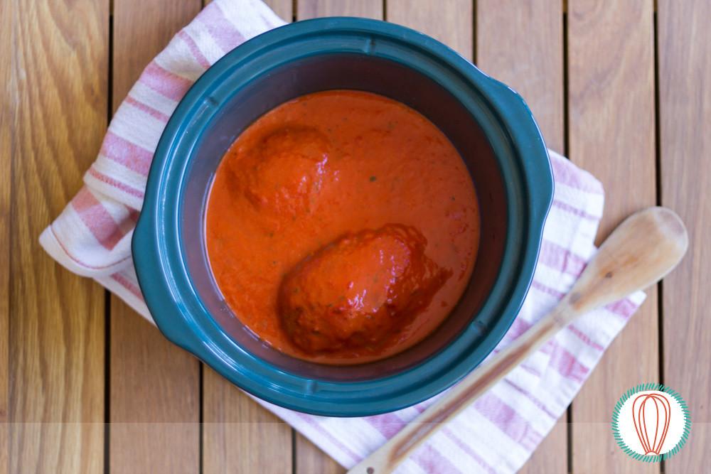 Slow Cooker Harissa Chicken Bowls