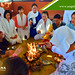 yoga-opening-ceremony-in-india by Yoga Teacher Training School India