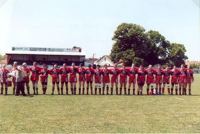 finale rugby feminin SRR - Herm