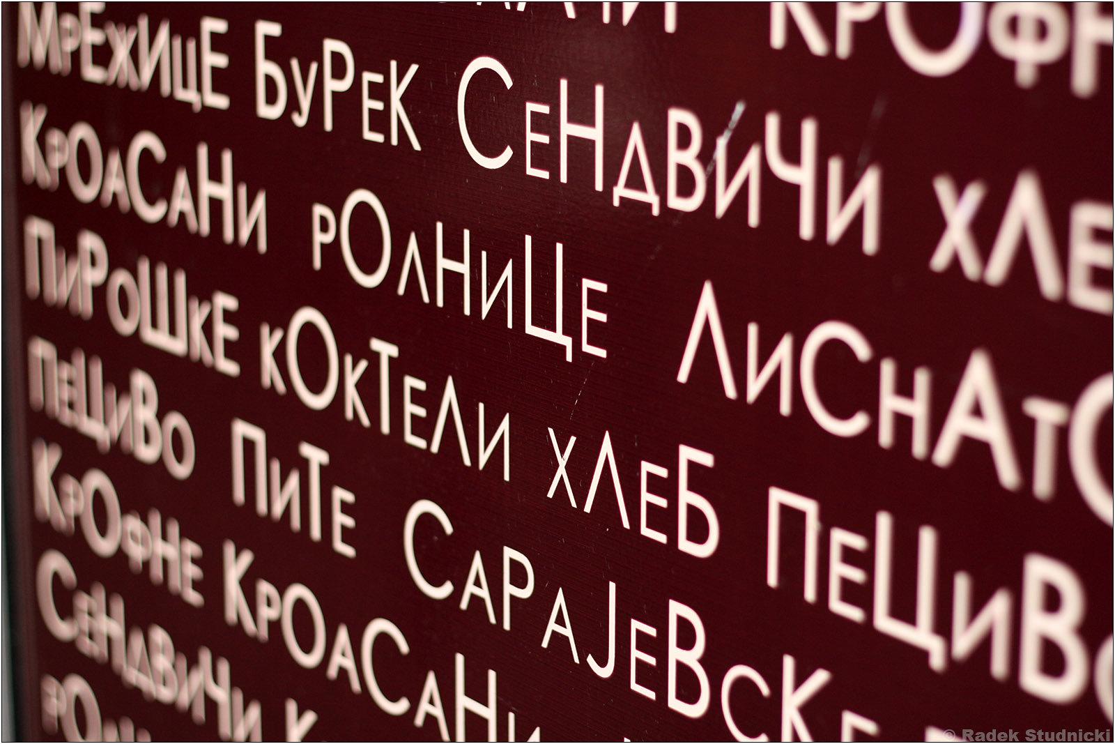 Język serbski