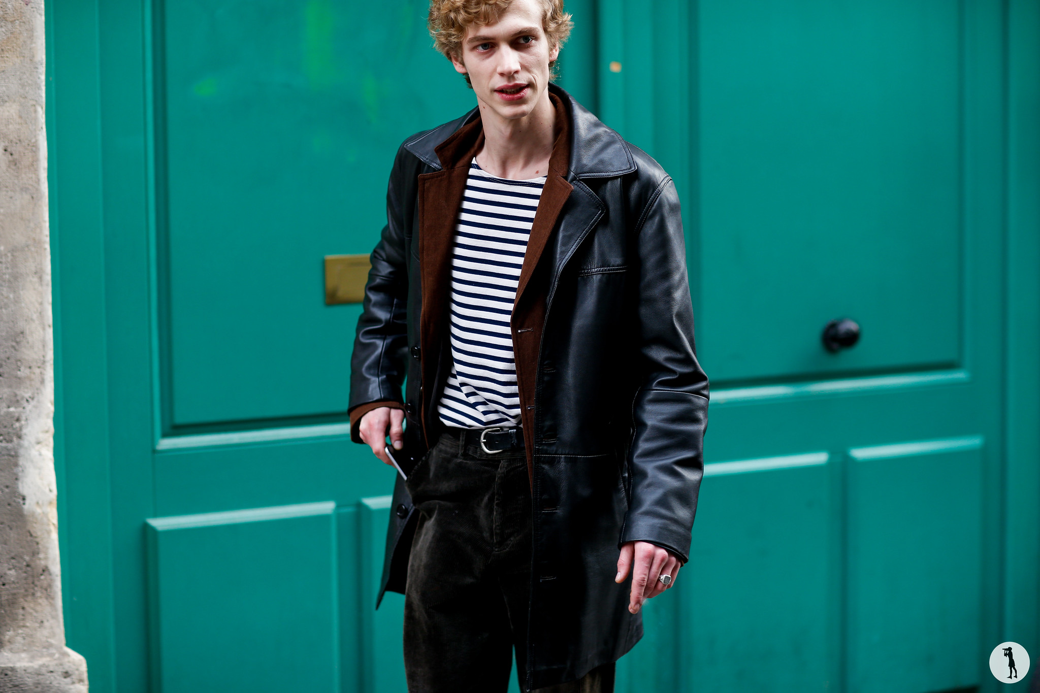 Model Robbi G - Paris Fashion Week Menswear FW18-19 (3)
