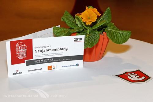 Einbecker Neujahrsempfang 19.1.2018