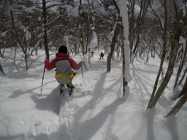 瀞川山スノーシューハイク (64)