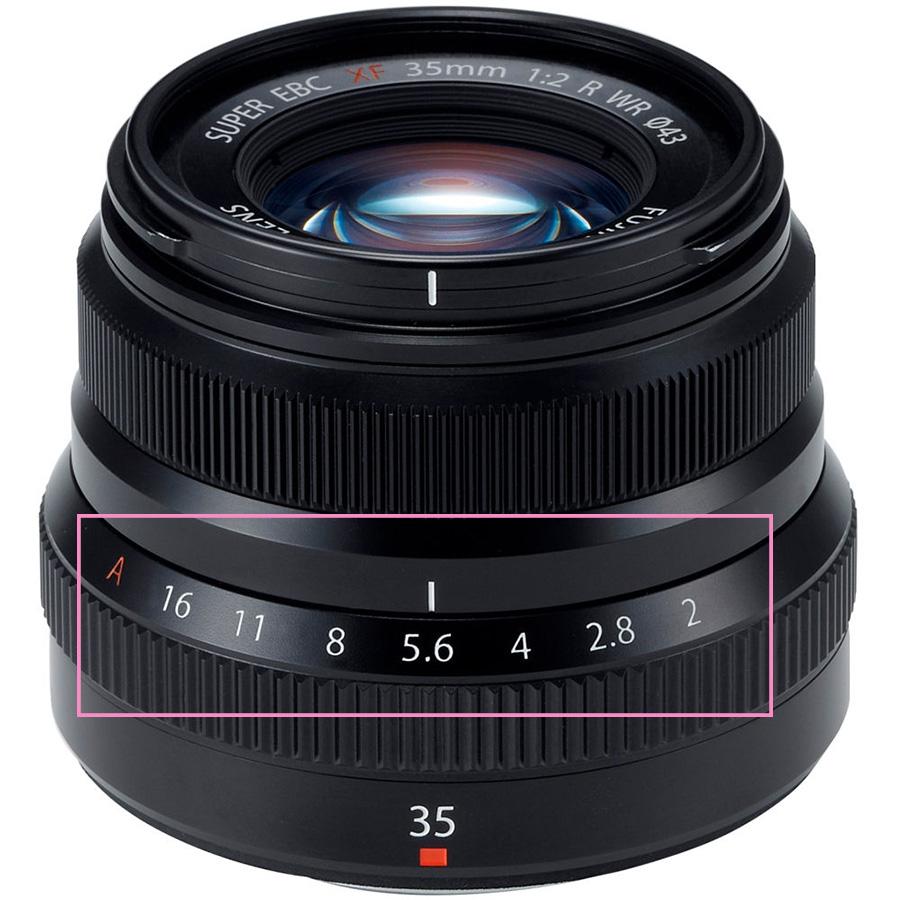 Fujifilm X-T20 Mode A