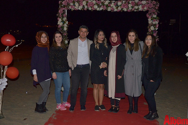 Fatma Betül Metin, Ferda Metin, Hilmi Metin, Funda Karadaş, Tuğba Metin, Yeşim Yılmaz, Reyhan Kaya