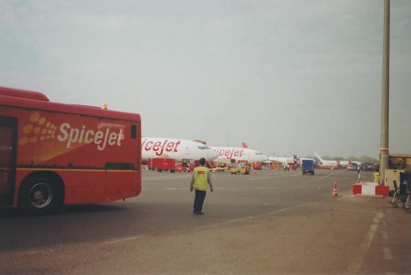 Arrival in Delhi (DD6)
