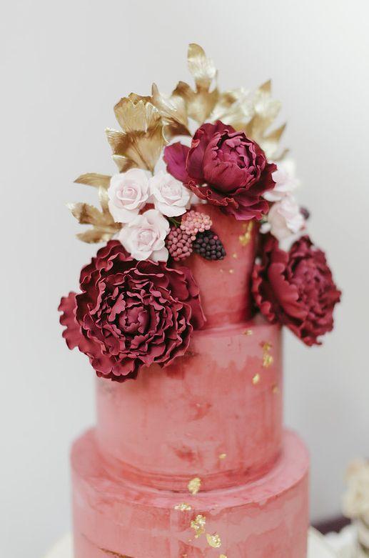 Wedding Cakes : Wedding cake idea; Featured Cake: Nadia & Co