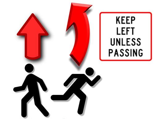 Walk Left Pass Right v2