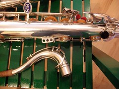 B&S Blue Label tenor sax - 3