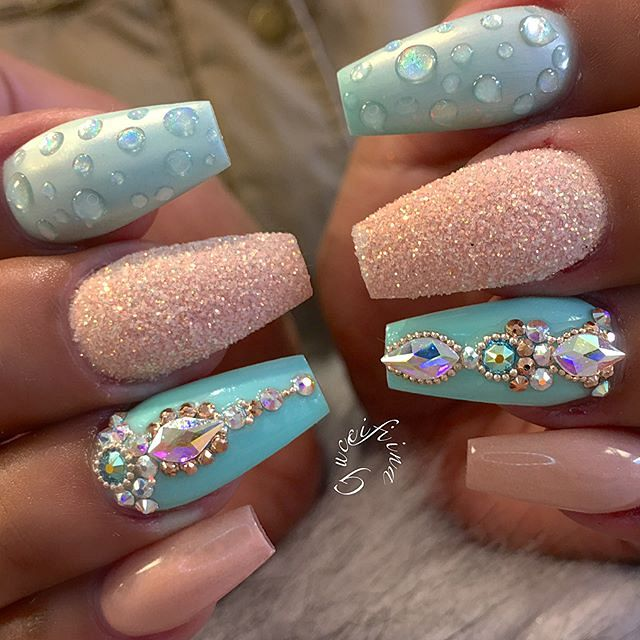 Metallic Nail Designs For 2018 Nail Art Ideas Fashionre