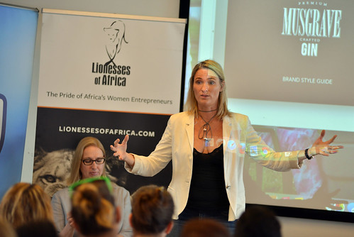Lioness Lean In Breakfast Event - Cape Town Nov 10