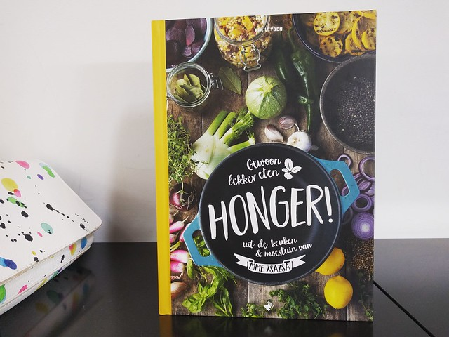 review kookboek Honger van Mme Zsazsa