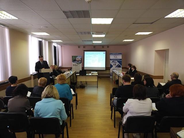 Regional seminars - Mogilev-Gomel