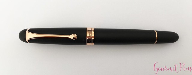 Review Aurora 88 Satin Fountain Pen @iguana_sell @Iguanasell_ES 6