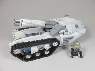 LAPD ESWAT 2049 Spinner Tank