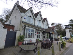 The Old Hare & Hounds -  Lickey Road - Rednal