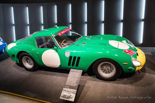 Ferrari 250 GTO - 1962