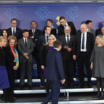 Informal Meeting of Ministers Responsible for Competitiveness (Industry): Family photo