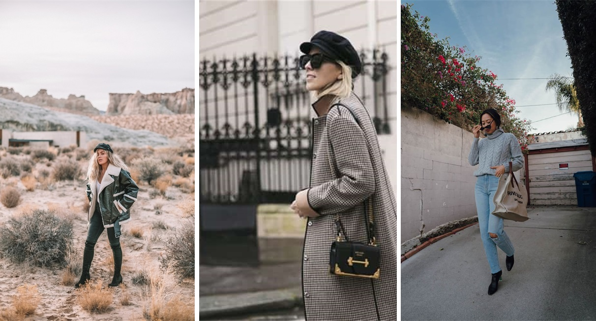 Outfits Inspiration For the Cold Days