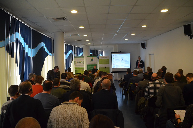 FORBIO Capacity Building, 21 February 2018, Kyiv (Ukraine)