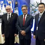 VICEMINISTRO CASTANEDA ACUDE A REUNIONES DEL SICA EN REPÚBLICA DOMINICANA