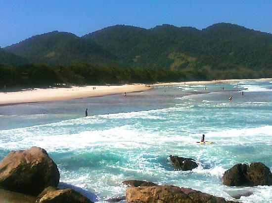 Praia de Lopes Mendes - Ilha Grande