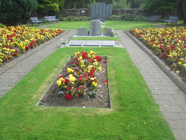 Lockerbie, Garden of Remembrance
