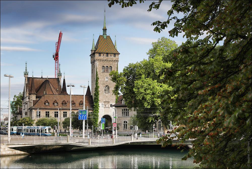 Швейцарский Национальный музей, Цюрих, Швейцария