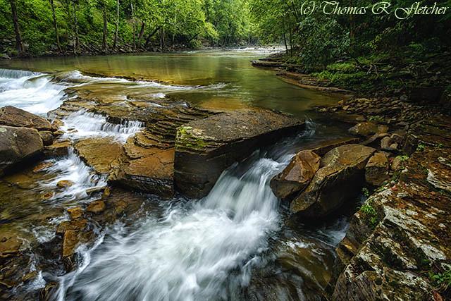 Cherry Falls Elk River