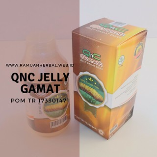 Daftar Harga QnC Jelly Gamat