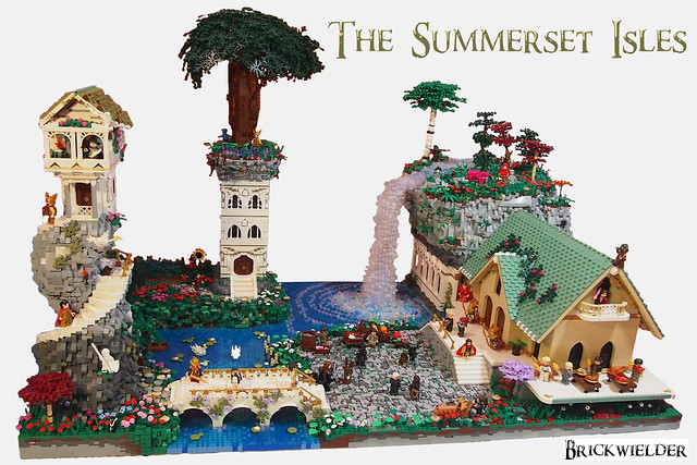 The Summerset Isles- Brickvention 2018