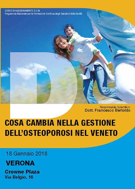 ECM Verona 18/01/2018