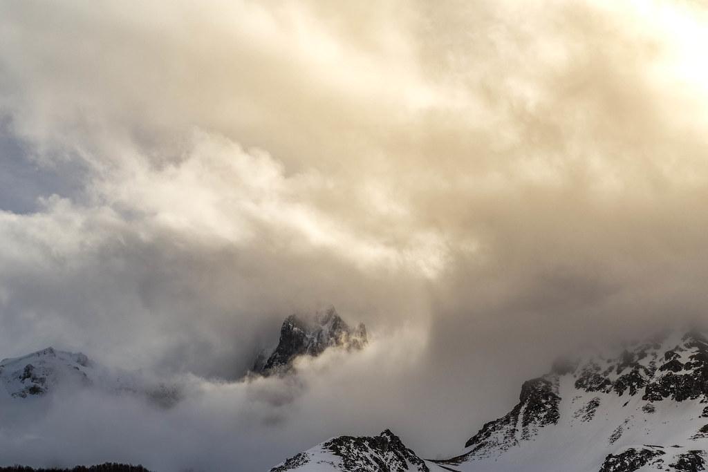 Paisaje alpino