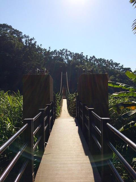 華山溪小天梯