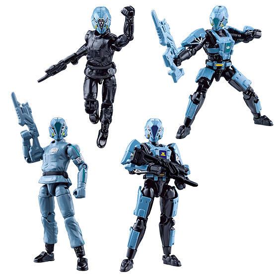 創動 《假面騎士Build》特別彈「保衛者」機器人軍隊!仮面ライダービルド アクションガーディアンズ