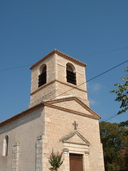 Belmont-Sainte-Foi - Église (bourg)