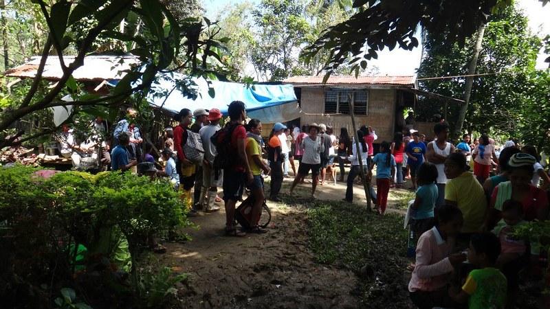 baranggay celebration